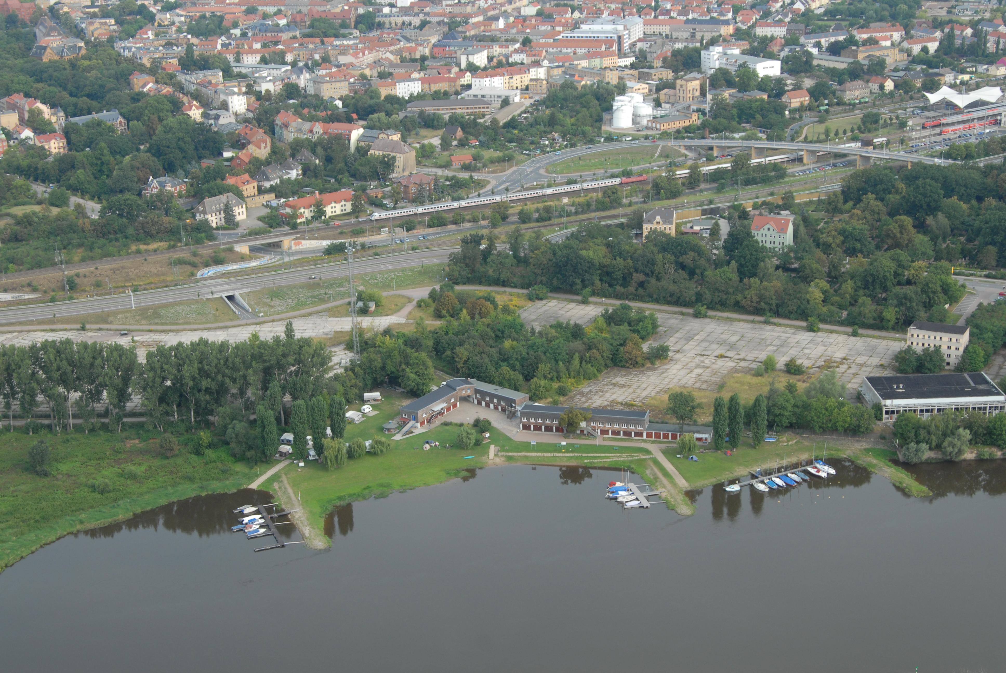 Elbepegel Wittenberg
